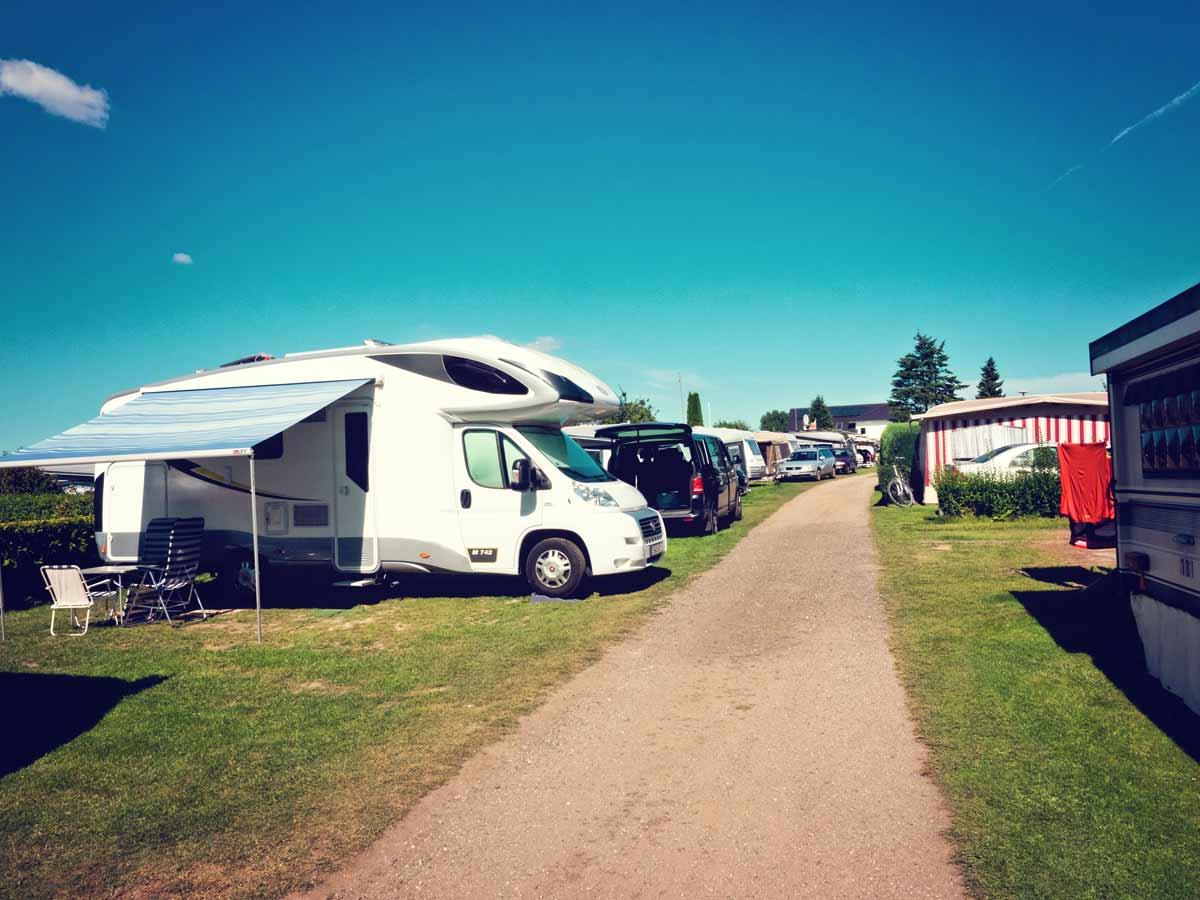 Camping mit Wohlfühlgarantie