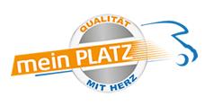 Logo: mein Platz